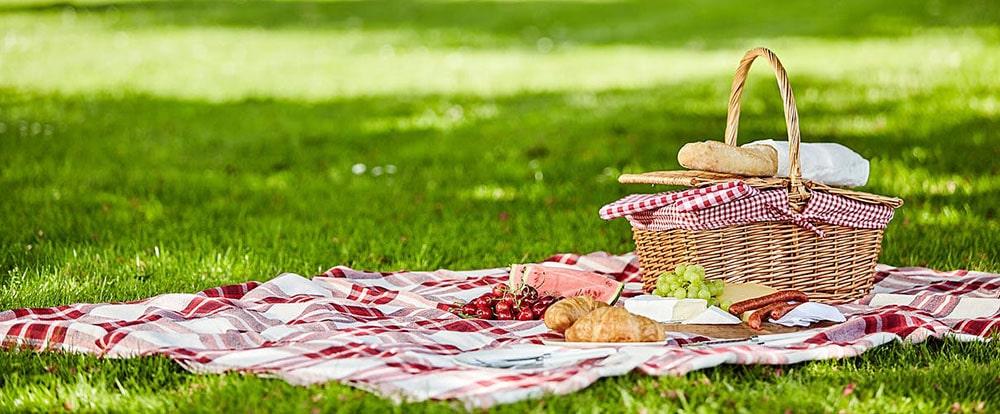 apporter son picnic au Puy du Fou